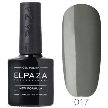 ELPAZA, Гель-лак 017 Тёмная Византия