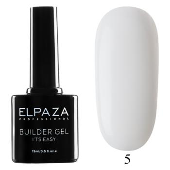 ELPAZA, Builder Gel it's easy № 05