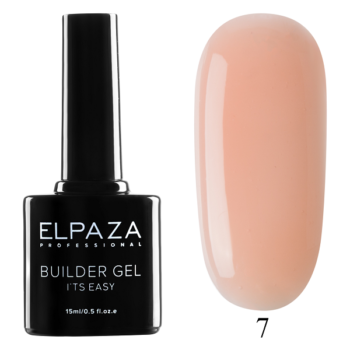 ELPAZA, Builder Gel it's easy № 07