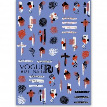 VOGUE, Т131, Слайдер #131