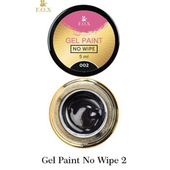 F.O.X Gel paint No Wipe 002, 5 ml