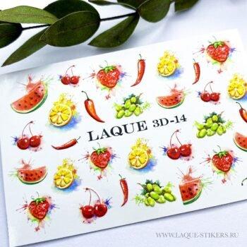 Слайдер LAQUE #3D-14